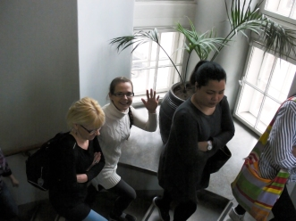 Kotiva-ryhmä Kallion kirjastossa
